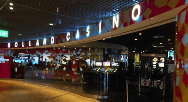 Holland-Casino-Schiphol-Airport
